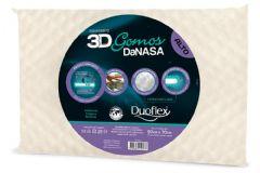 Travesseiro Duoflex 3D DaNasa Alto Viscoelástico DT3201 50x70