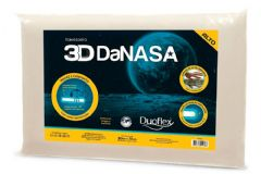 Travesseiro Duoflex 3D DaNasa Alto Viscoelástico DT3241 50x70