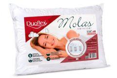 Travesseiro Duoflex Molas Cervical MN2101 p/ Fronha 50x70