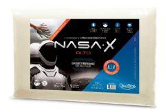 Travesseiro Duoflex Nasa X Alto Viscoelástico NS3100 c/Capa