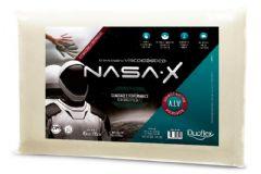 Travesseiro Duoflex Nasa X Viscoelástico NS3200 c/Capa