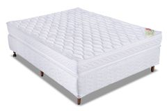 Colchão Orthocrin D45 Royal Saúde Plus Pillow Top (INMETRO)