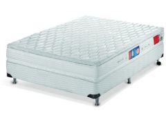 Colchão Orthocrin de Espuma D45 Royal Plus Pillow Top Pró Saúde Duplo Selo INMETRO e INER - Orthocrin