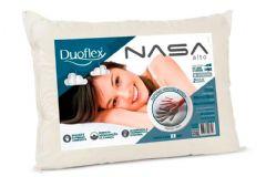 Travesseiro Duoflex Nasa Alto Luxo Viscoelástico NS1116
