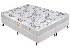 Colchão Phenix (Pierre Cardin) de Espuma D45 Platina Com Pillow Top